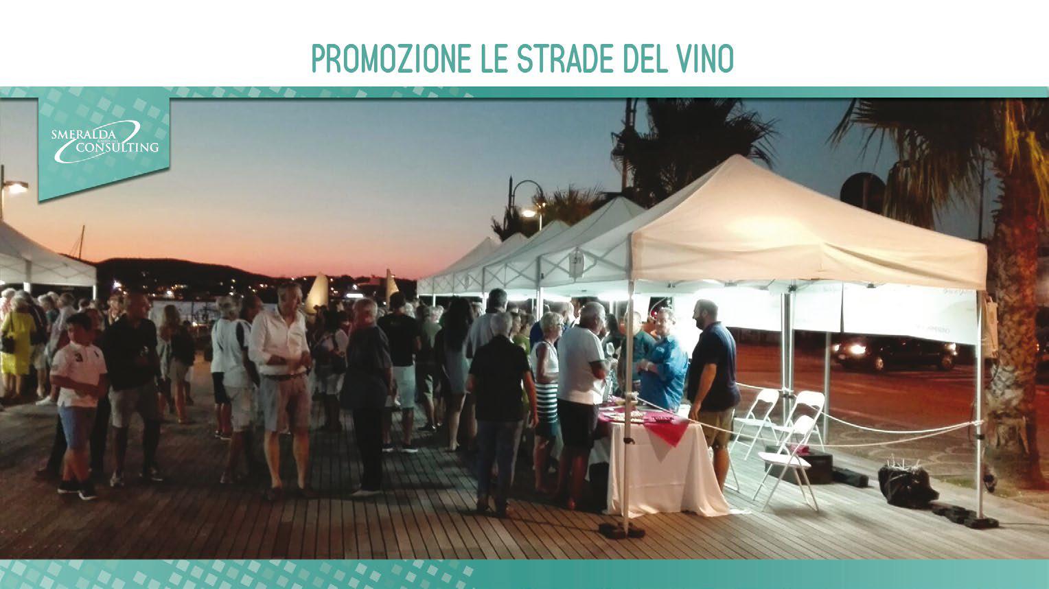 Promozione le Strade del vino