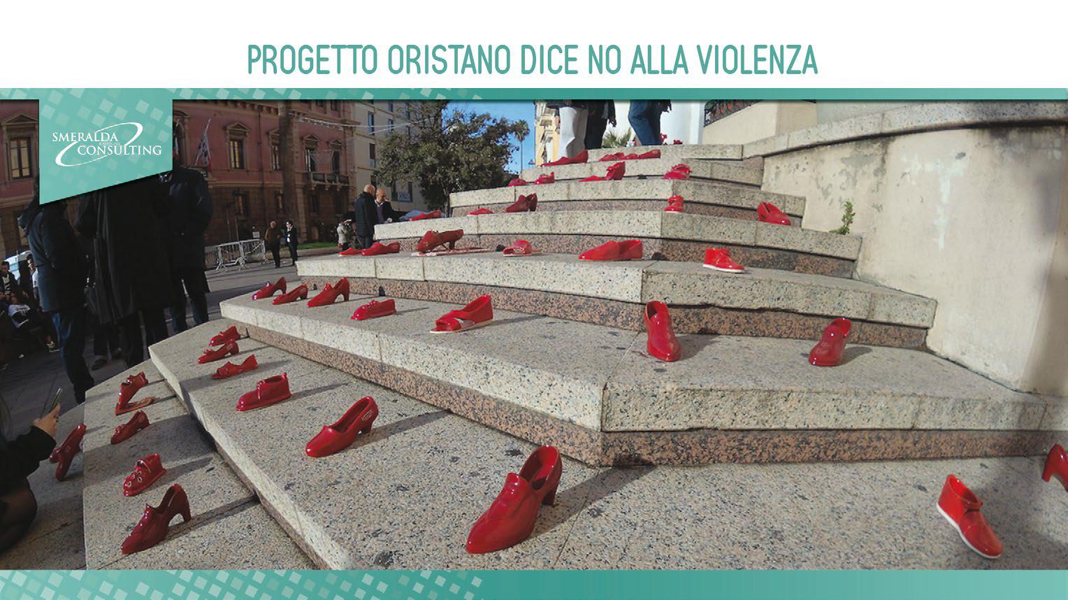 Progetto Oristano dice no alla violenza