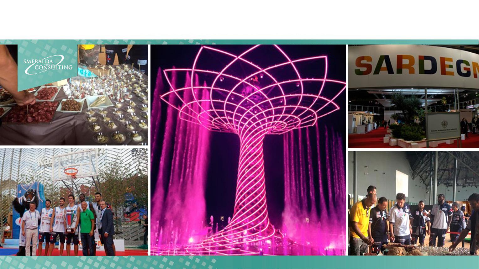 QUALITA' DELLA VITA, SPORT, BENESSERE: SARDEGNA EXPO 2015