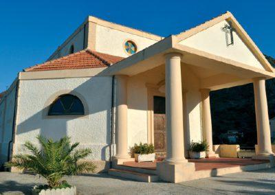 Chiesa di Santa Barbara, Nebida