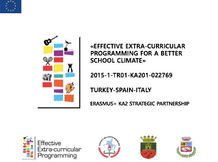 Effective Extra- Curricular Programming for a Better School Climate