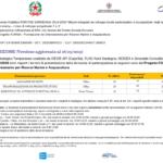 Progetto FORMA – Formazione ed Orientamento per Risorse Marine e Acquacoltura – AVVISO DI SELEZIONE