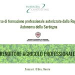 """Corso di formazione professionale per la figura di """"Imprenditore Agricolo Professionale IAP"""""""