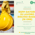 Corso online RSPP Datore di Lavoro
