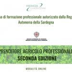 Corso di formazione professionale per la figura di Imprenditore Agricolo Professionle IAP – SECONDA EDIZIONE