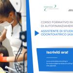 Corso formativo in regime di autofinanziamento per la figura di Assistente di Studio Odontoiatrico (ASO)